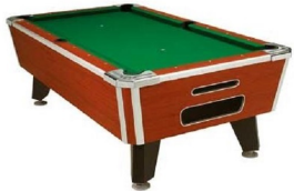 Superb Panther Pool Table   Non Coin Home Model From Valley Dynamo