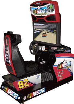 Discontinued Product : NASCAR Video Racing Game - Global VR / EA ...