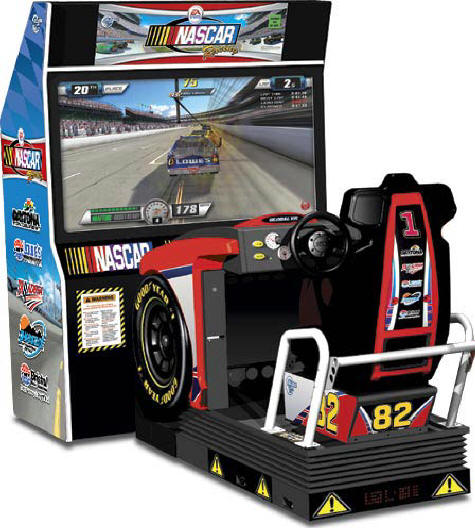 Nascar Racing Games >> Discontinued Product Nascar Video Racing Game Global Vr Ea